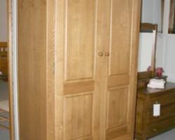 Linnenkast 2-deurs met laden